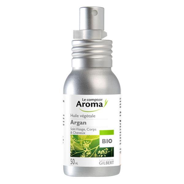 Le Comptoir Aroma Huile Végétale Bio Argan 50ml