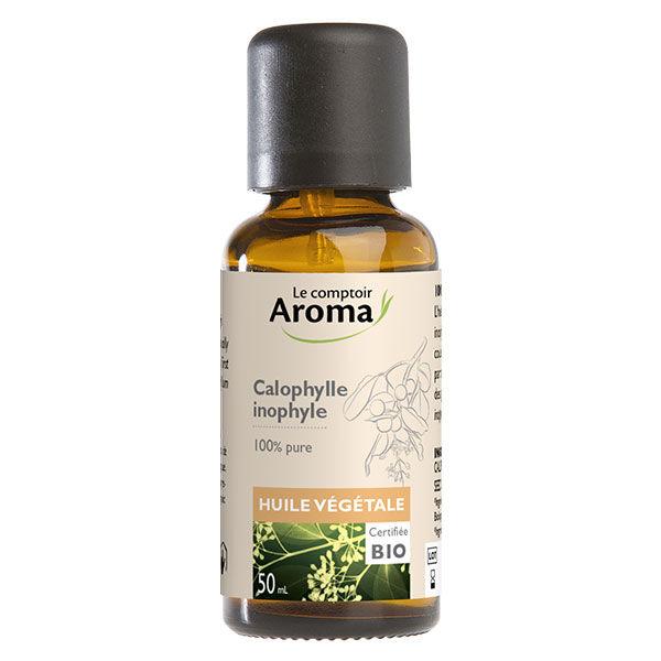Le Comptoir Aroma Huile Végétale Calophylle Inophyle Bio 50ml