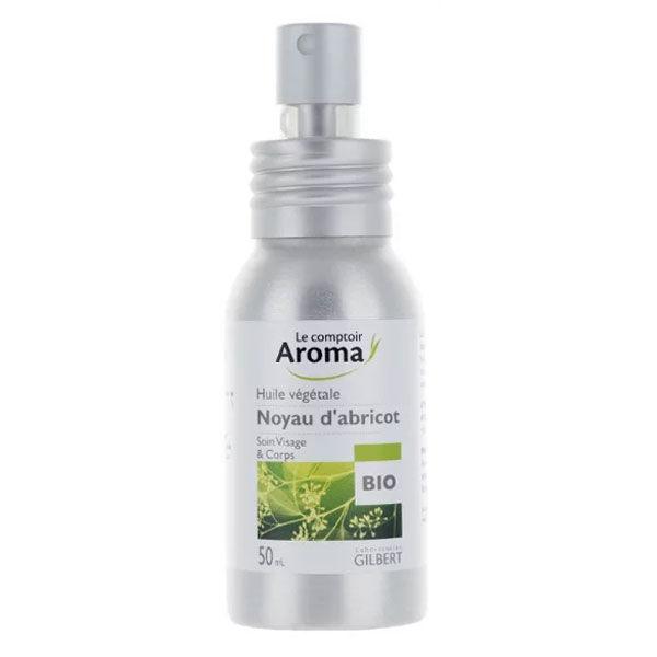 Le Comptoir Aroma Huile Végétale Bio Noyau d'Abricot 50ml