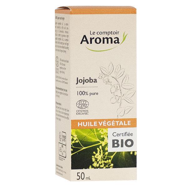 Le Comptoir Aroma Huile Végétale Jojoba Bio 50ml