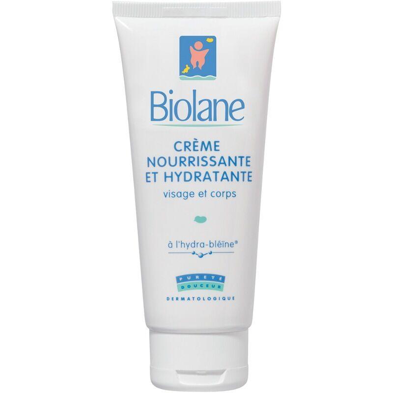 Biolane Crème Nourrissante et Hydratante 100ml