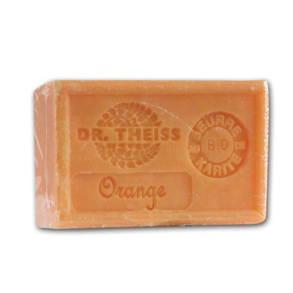 Dr Theiss Savon de Marseille-Orange + Beurre de Karité Bio 125g