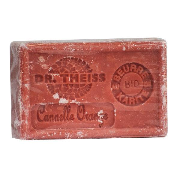 Dr Theiss Savon de Marseille Cannelle-Orange + Beurre de Karité 125g