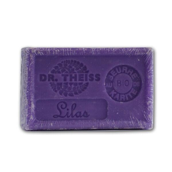 Dr Theiss Savon de Marseille-Lilas + Beurre de Karité Bio 125g