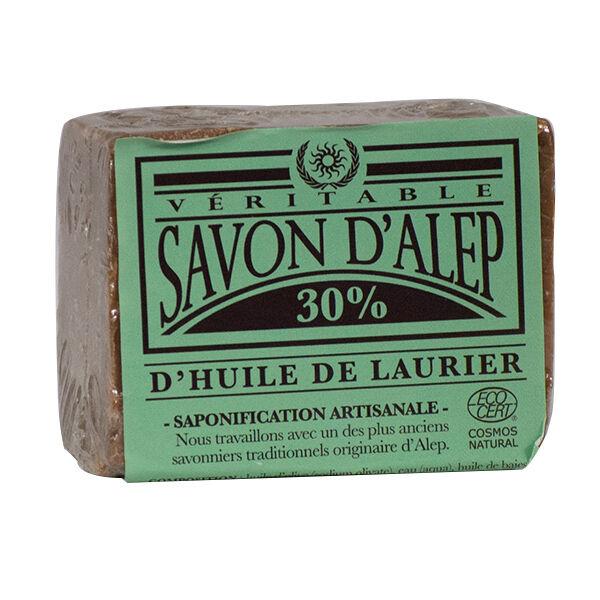 Dr Theiss Bio Savon d'Alep 30% Huile de Laurier 200g