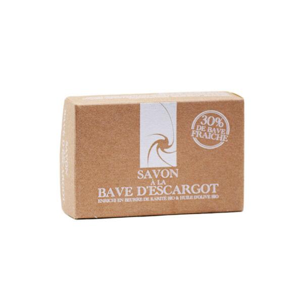 Dr Theiss Savon à la Bave d'Escargot Beurre de Karité et Huile d'Olive Bio 125g