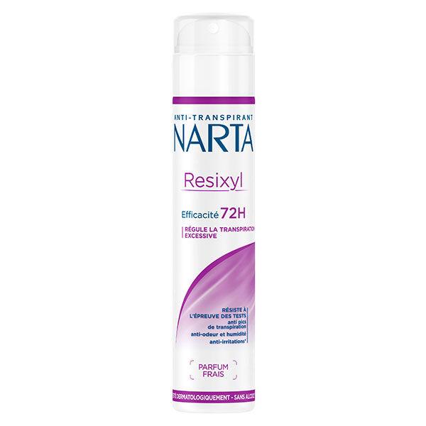 Narta Resixyl Déodorant Spray Anti-Transpirant 72h 200ml