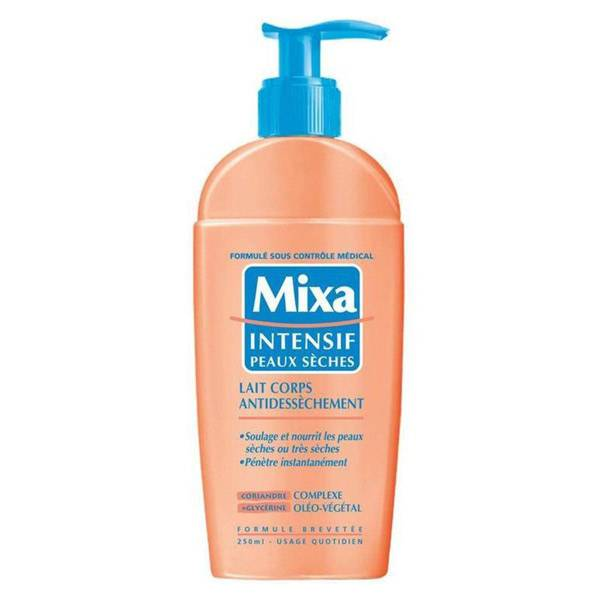 Mixa Lait Corps Lait Corps Antidessèchement 400ml