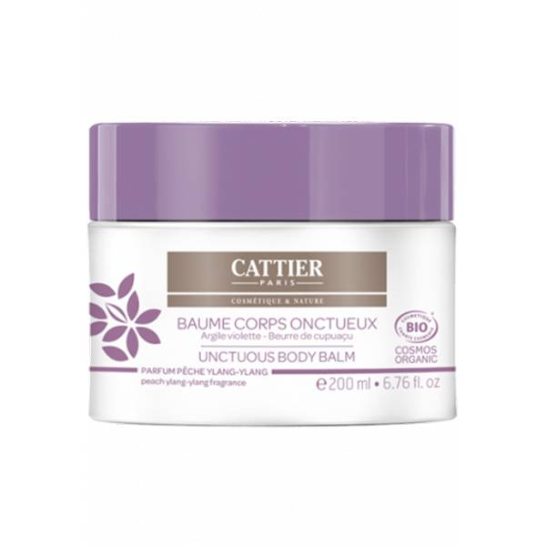 Cattier Baume Corps Onctueux Bio 200ml