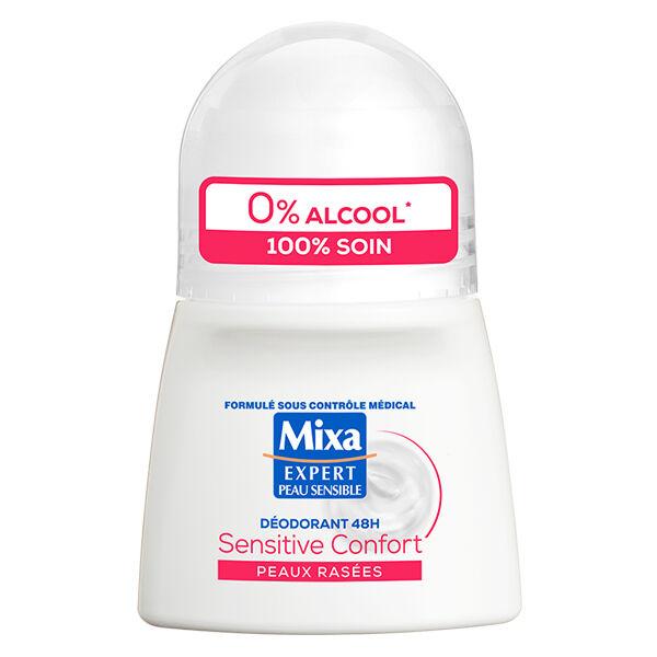 Mixa Déodorant 48h Sensitive Confort Peaux Rasées 50ml
