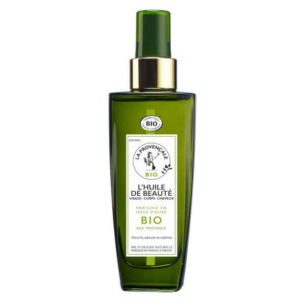 La Provençale L'Huile de Beauté Visage-Corps-Cheveux Bio 100ml