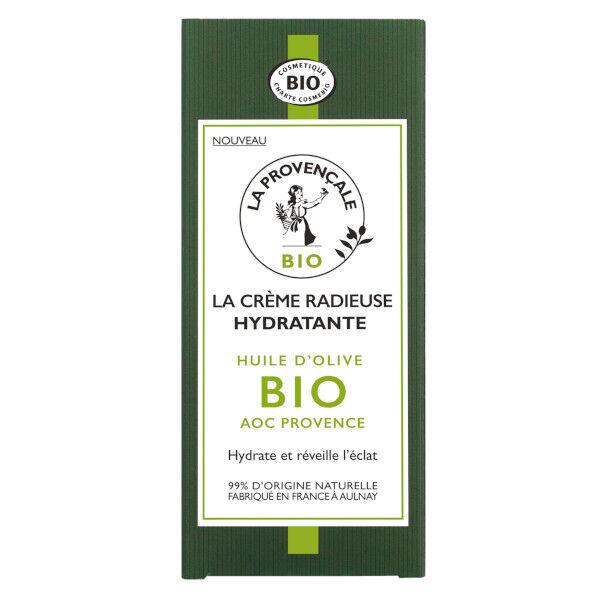 La Provençale La Crème Radieuse Hydratante Bio 50ml