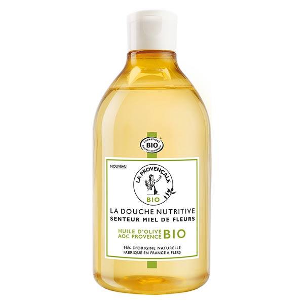 La Provençale La Douche Nutritive Senteur Miel de Fleurs Bio 500ml