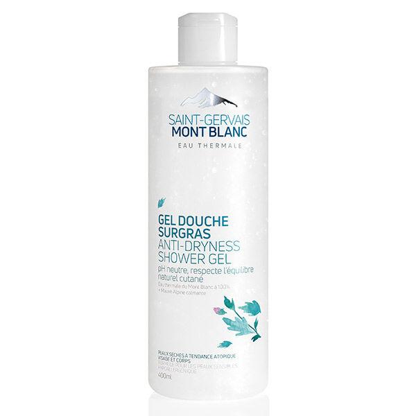 Saint Gervais Mont Blanc Gel Douche Surgras 400 ml