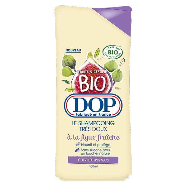 Dop Bio Shampooing Très Doux à la Figue Fraiche 400ml