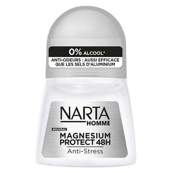 Narta Homme Magnesium Protect Anti-Stress Déodorant Bille 50ml
