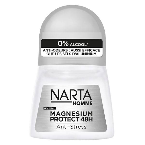 Narta Homme Magnesium Protect Anti-Stress Déodorant Bille 50ml