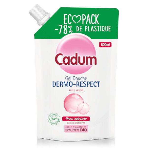 Cadum Douche Eco-Pack Hypoallergénique Camomille 500ml