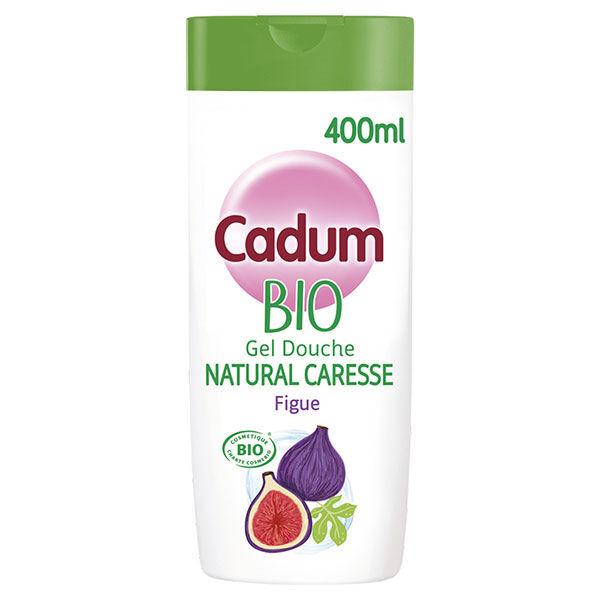 Cadum Bio Douche Natural Caresse Figue 400ml