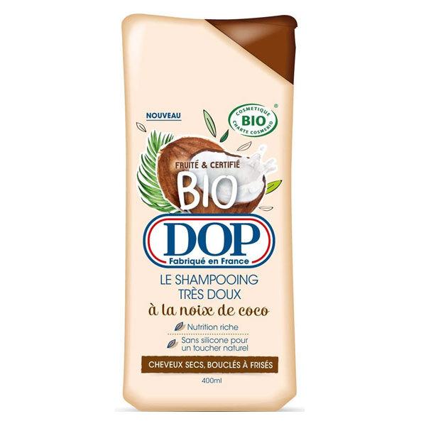Dop Bio Shampooing Très Doux à la Noix de Coco 400ml