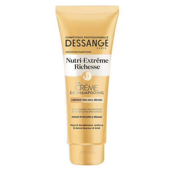 Dessange Nutri-Extrême Richesse Crème de Shampooing 250ml