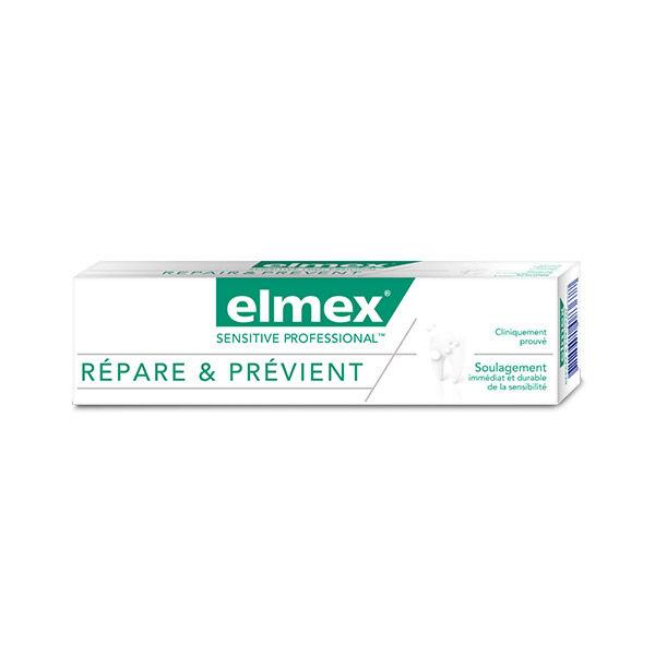 Elmex Sensitive Professional Répare et Prévient Dentifrice 75ml