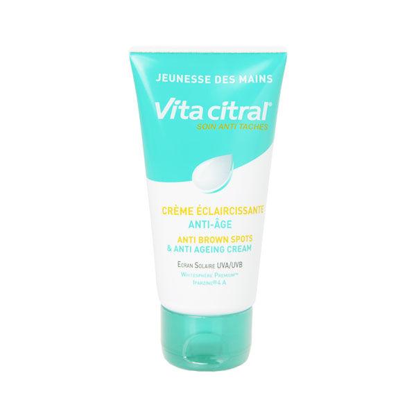VitaCitral Crème Mains Eclaircissante et Anti-Âge 75ml