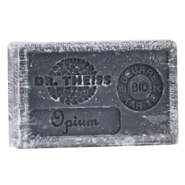 Dr Theiss Savon de Marseille-Opium + Beurre de Karité Bio 125g