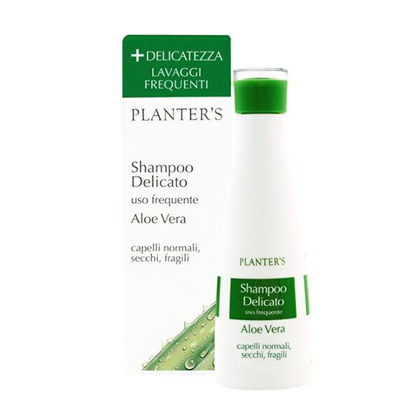 Planter's Capillaire Shampooing Cheveux Délicat 200ml