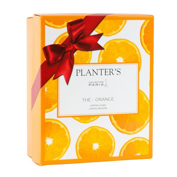 Planter's Coffret Duo Thé Orange