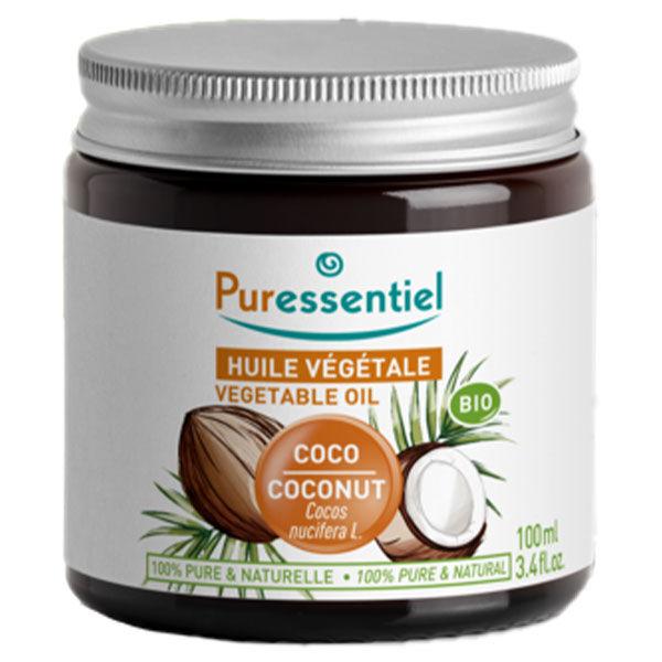 Puressentiel Huile Végétale Noix de Coco Bio 100ml