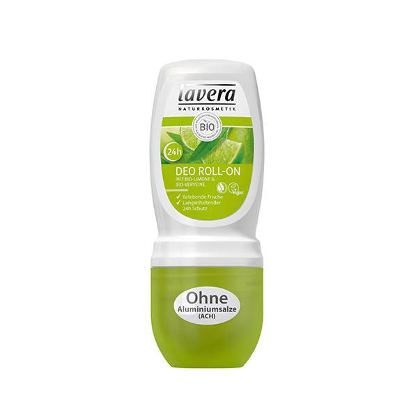 Lavera Déodorant Roll On Lime Sensation 50ml