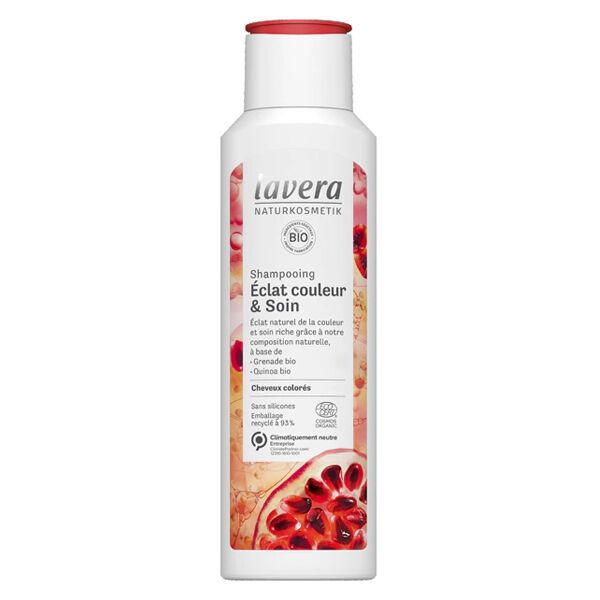 Lavera Shampoing Protection Couleur & Soin Bio 250ml