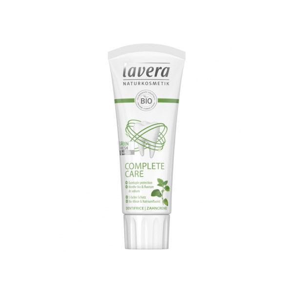 Lavera Dentifrice Complete Care Menthe Bio 75ml