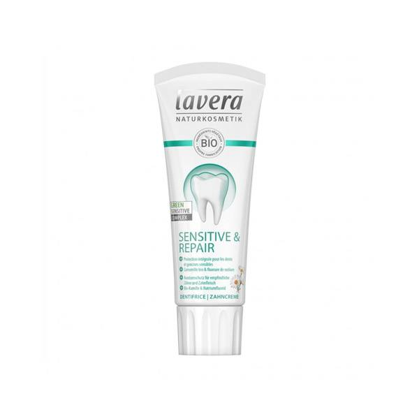 Lavera Dentifrice Sensitive & Repair Camomille Bio 75ml