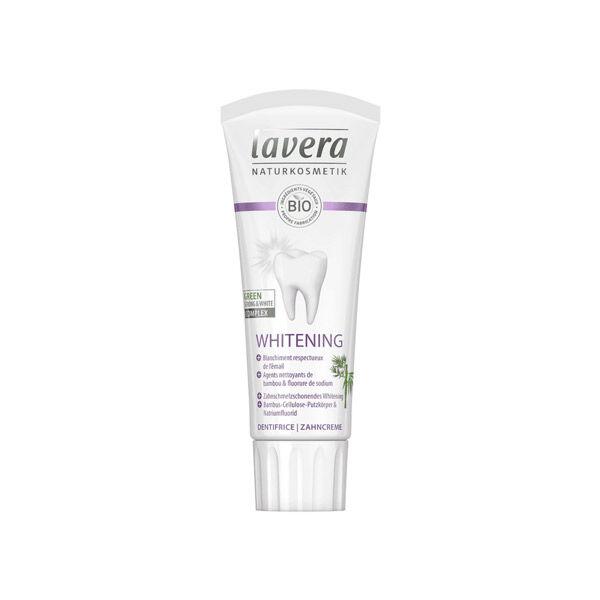 Lavera Dentifrice Whitening Bambou Bio 75ml