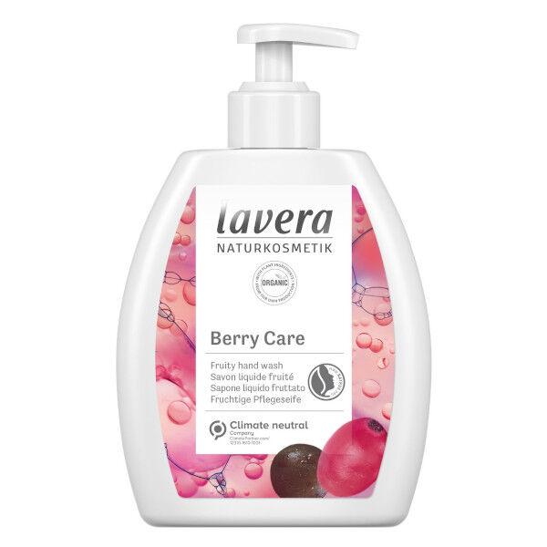 Lavera Berry Care Savon Liquide Fruité Bio 250ml