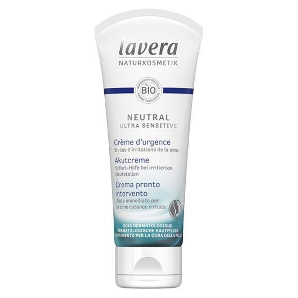 Lavera Neutral Ultra Sensitiv Crème d'Urgence Bio 75ml