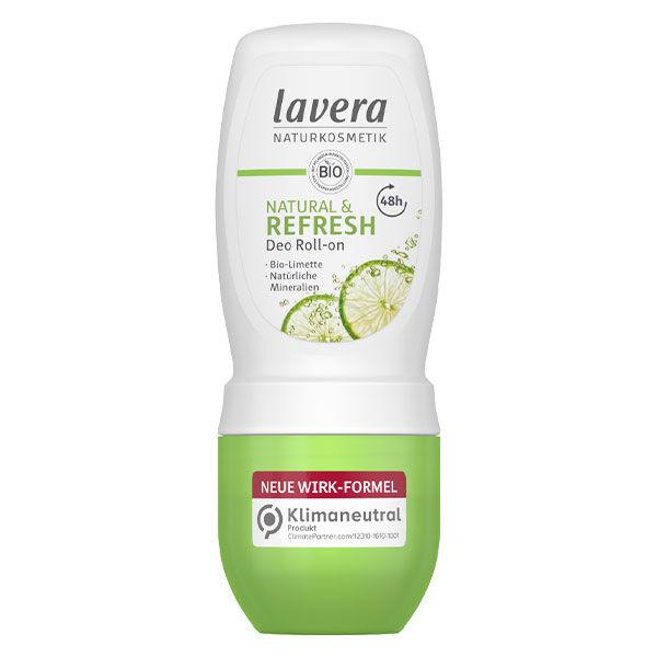 Lavera Déodorant Roll-On Natural & Refresh Bio 50ml
