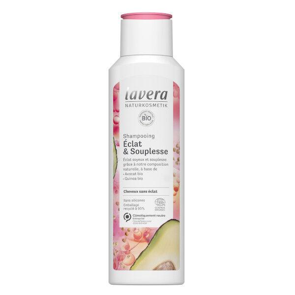 Lavera Shampoing Éclat & Souplesse Bio 250ml