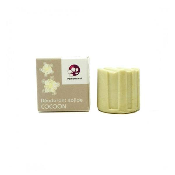 Pachamamaï Cocoon Déodorant Solide recharge 25g