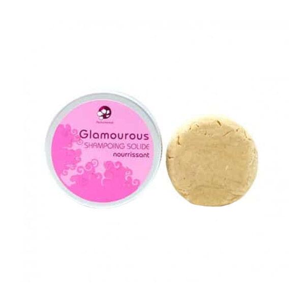 Pachamamai Glamourous Shampoing Solide Nourrissant boite métal 25g