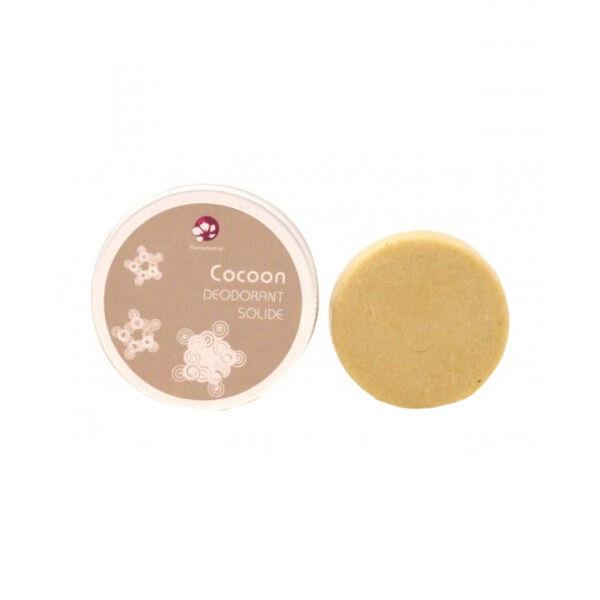 Pachamamai Cocoon Déodorant Solide boite métal 25g