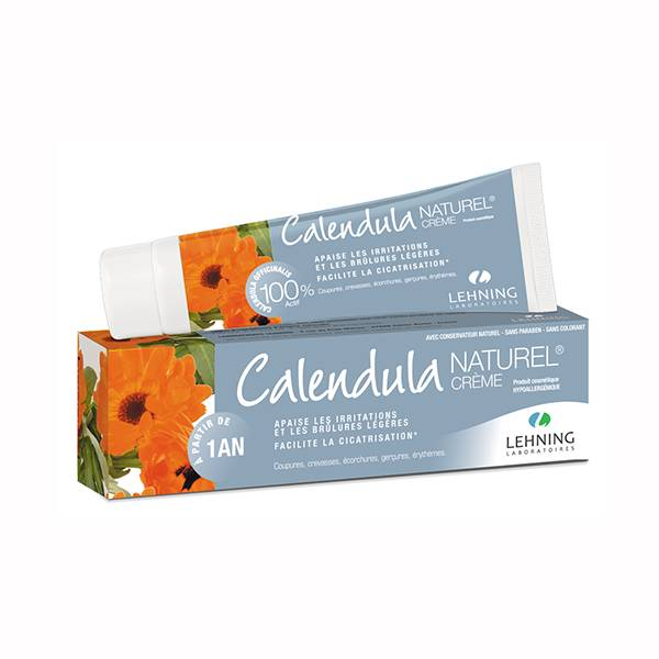 Lehning Crème Calendula Naturel 50g
