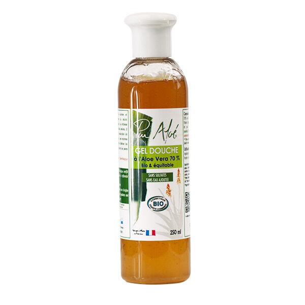 Pur Aloé Gel Douche Bio Aloe Vera 70% 250ml