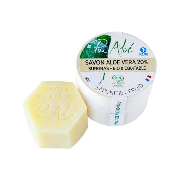 Pur Aloé Savon Surgras Aloe Vera 20 % 90g