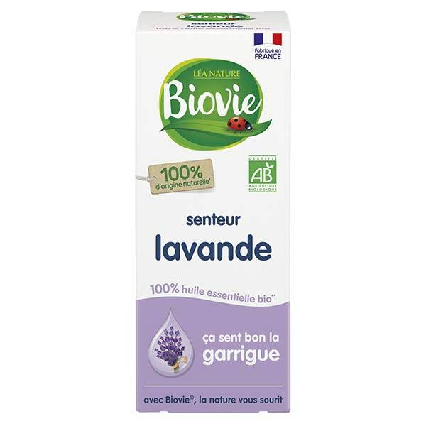 Biovie Huile Essentielle Senteur Lavande Bio 10ml