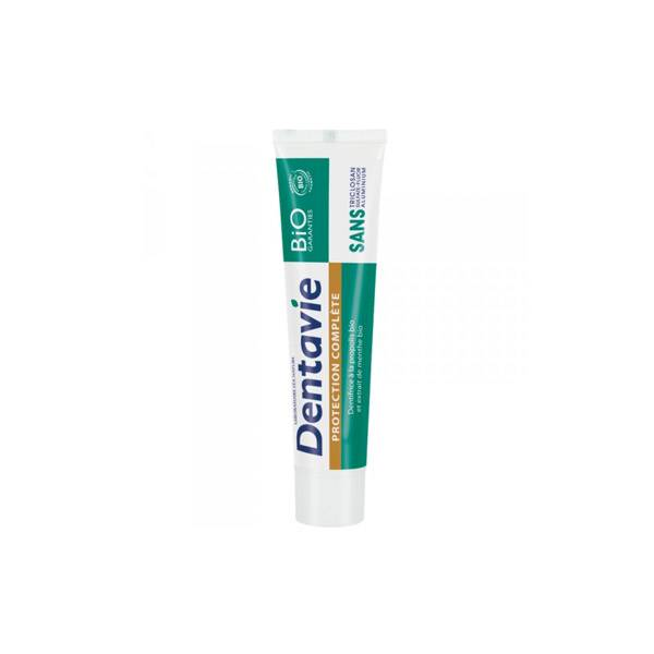 Dentavie Dentifrice Protection Complète Propolis et Extrait de Menthe Bio 75ml