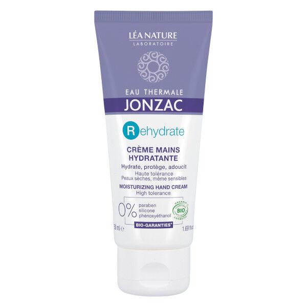 Jonzac Rehydrate Crème Mains Hydratante Bio 50ml