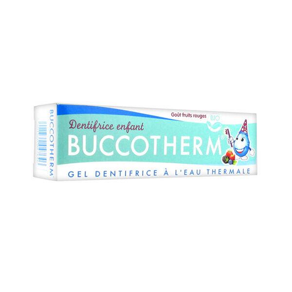 Buccotherm Dentifrice Enfants Bio Gel dès 3 ans 50ml